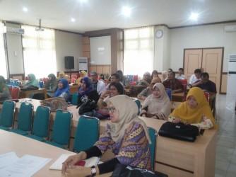 Rapat Koordinasi Pelaksanaan Kegiatan 2016