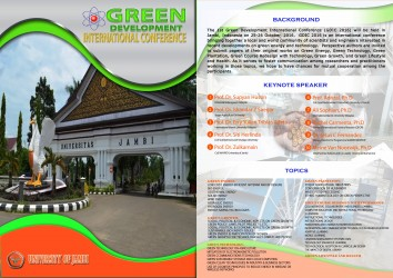 International Conference for Green Development