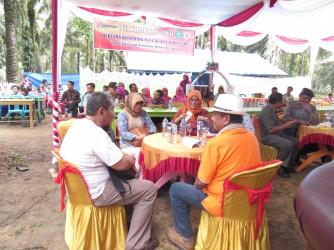 Lounching Produk Unggulan KRT Rekla oleh Kelompok Tani Mitra Jaya